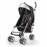 Bērnu pastaigu | sporta rati - Summer Infant 3D Lite Stroller Black/Gray