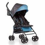 3D Mini Stroller Dusty Blue