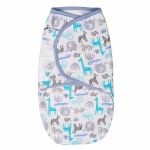 Summer Infant  SwaddleMe  Zoo garden