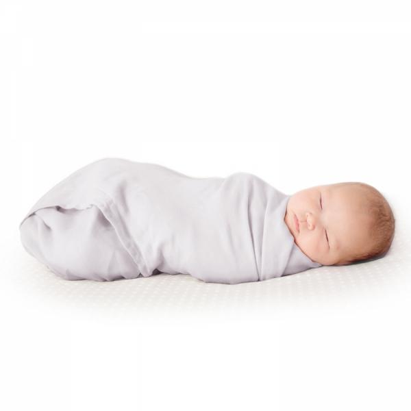 Детская пеленка из хлопка - SwaddleMe Ivory, small
