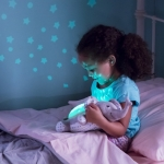 Summer Infant Muzikāla naktslampa-projektors SLUMBER BUDDIES Pelēks Zilonis