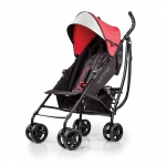 Bērnu pastaigu | sporta rati - Summer Infant 3D Lite Stroller Black/Red