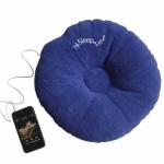 hi-Sleep ir spilvens ar iemontētu skaļruni